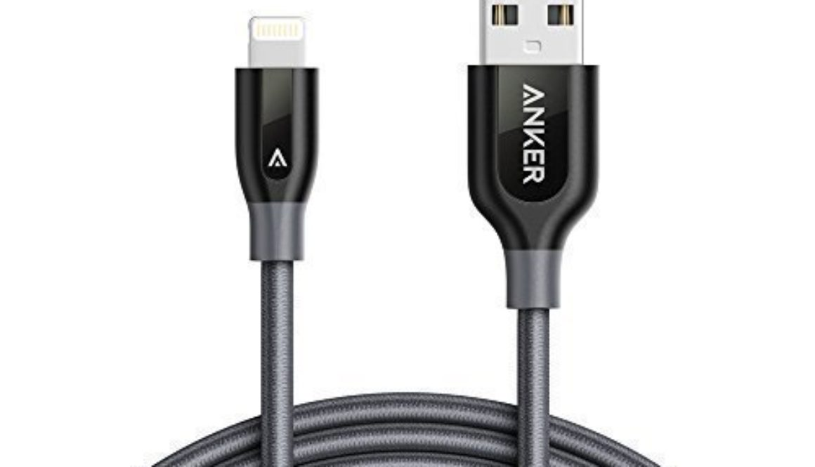 Anker Powerline+ Lightning Cable – 3ft – $15