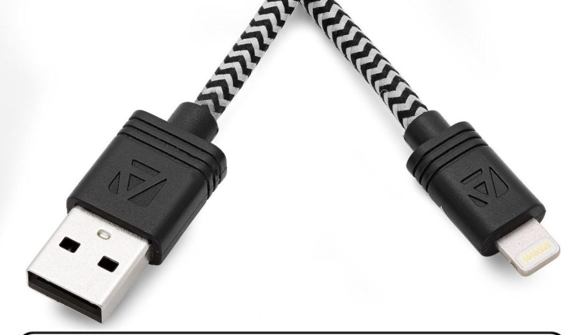 Aduro Lightning Cables for iPhone & iPad