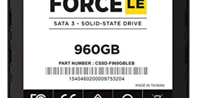 Corsair Force Series LE SSD, SATA 6Gbps 960GB