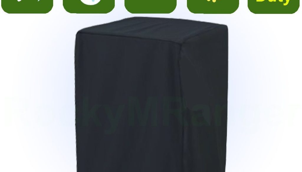 Heavy Duty Waterproof Patio Smoker Cover